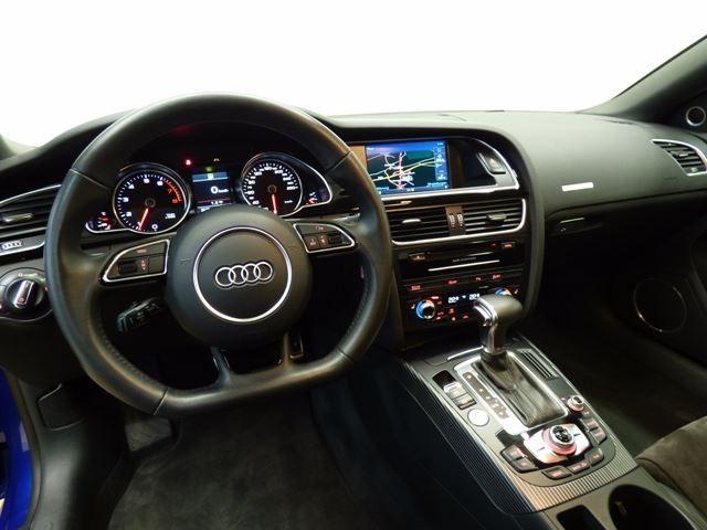 Audi A5  177 CP   - 29565 €,   25520 km,  anul 2017,  culoare albastru