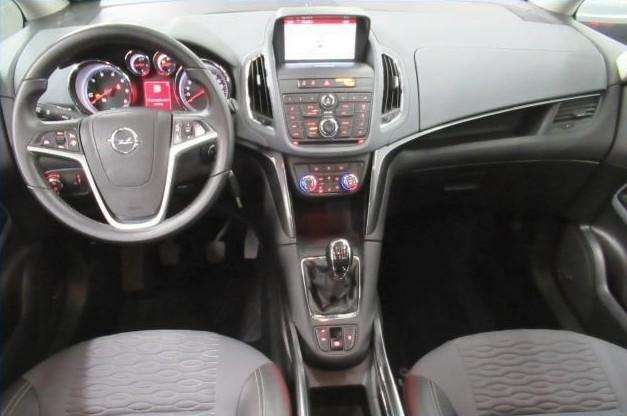 Opel Zafira  136 CP   - 8830 €,   193044 km,  anul 2014,  culoare maro