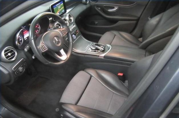 Mercedes Benz C  170 CP   - 16067 €,   169326 km,  anul 2014,  culoare gri