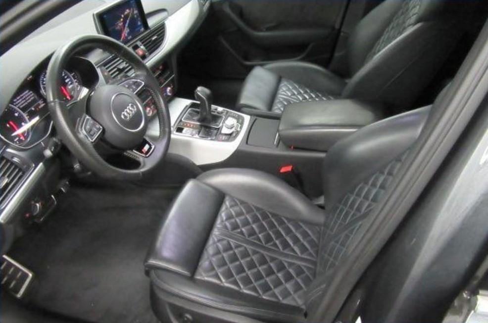 Audi A6  190 CP   - 23463 €,   113094 km,  anul 2015,  culoare gri
