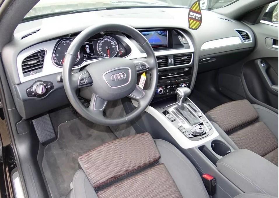 Audi A4 Allroad  190 CP   - 23500 €,   87300 km,  anul 2016,  culoare negru