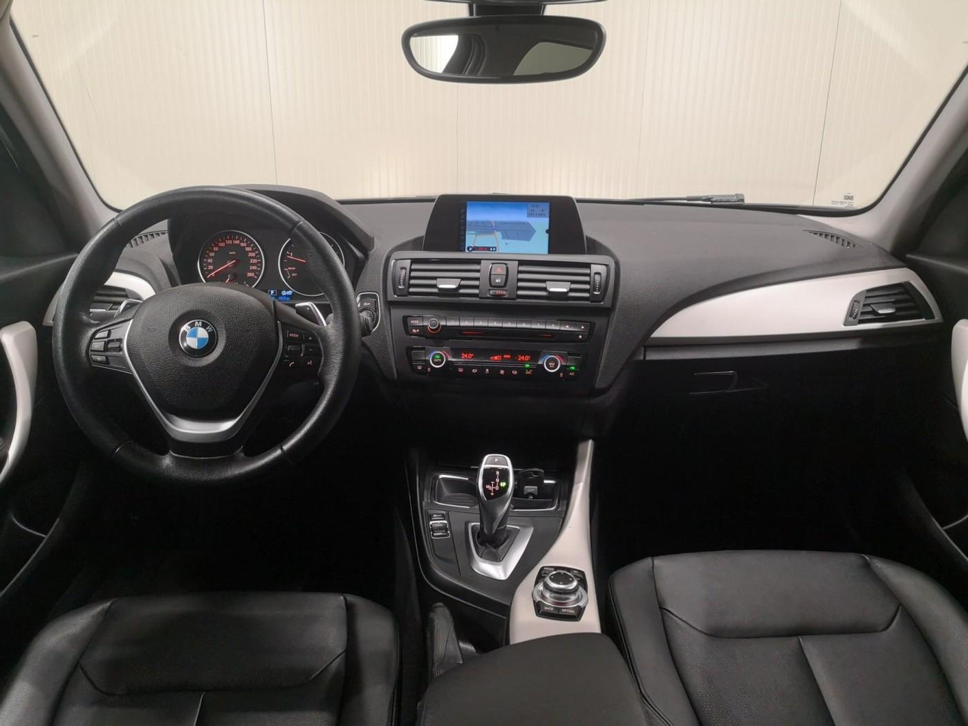 BMW 120  184 CP   - 12990 €,   140571 km,  anul 2014,  culoare negru