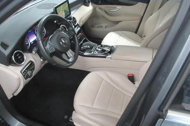Mercedes Benz GLC  204 CP   - 32063 €,   157868 km,  anul 2016,  culoare gri