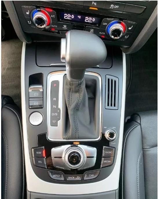 Audi A5  190 CP   - 23000 €,   93750 km,  anul 2016,  culoare negru