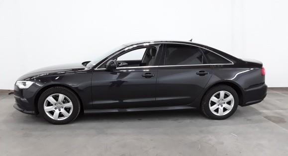 Audi A6  190 CP   - 21490 €,   57800 km,  anul 2016,  culoare gri