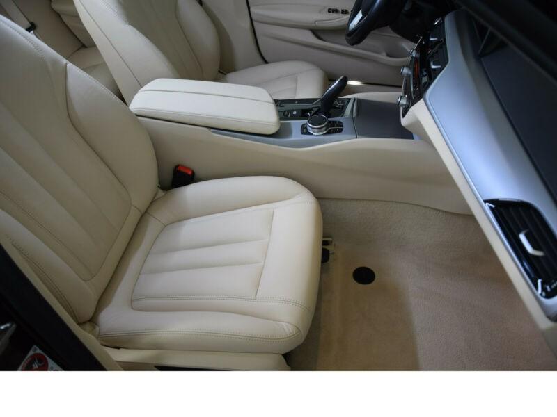 BMW 530  265 CP   - 35900 €,   71400 km,  anul 2017,  culoare maro