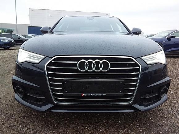 Audi A6  190 CP   - 24990 €,   67400 km,  anul 2017,  culoare albastru
