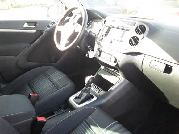 Volkswagen Tiguan  140 CP   - 15990 €,   101500 km,  anul 2015,  culoare gri