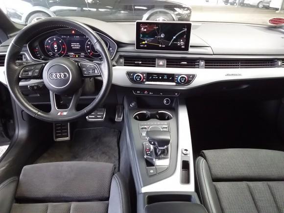 Audi A5  272 CP   - 31900 €,   114400 km,  anul 2017,  culoare gri