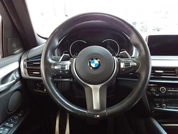 BMW X6  313 CP   - 43300 €,   136600 km,  anul 2016,  culoare albastru