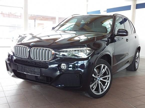 BMW X5  313 CP   - 38900 €,   154500 km,  anul 2017,  culoare negru
